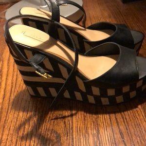 Aldo sandal wedges
